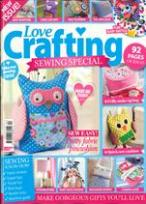 Love Crafting magazine subscription
