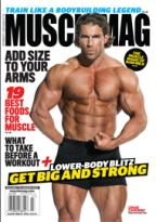 Muscle Mag International magazine subscription