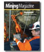 Mining magazine subscription