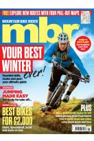 Mountain Bike Rider (MBR) magazine subscription