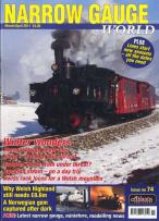 Narrow Gauge Rail magazine subscription
