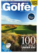 National Club Golfer magazine subscription
