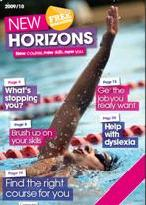 New Horizons magazine subscription