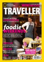 National Geographic Traveller magazine subscription