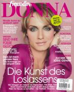 Freundin Donna magazine subscription