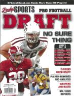 Lindy's Sports - Pro Football Draft magazine subscription