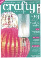 Crafty magazine subscription
