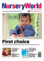 Nursery World magazine subscription