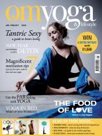 OM yoga and lifestyle magazine subscription