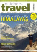 Outdoors Travel magazine subscription
