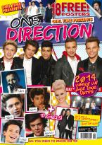 Girl Time Presents One Direction 6 at Unique Magazines