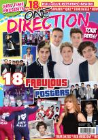Girl Time Presents One Direction 5 at Unique Magazines