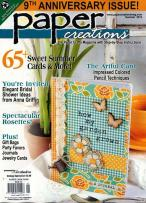 Paper Creations magazine subscription