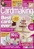 Cardmaking & Papercraft magazine subscription