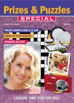 Prizes &amp; Puzzles Special magazine subscription