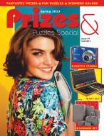 Prizes & Puzzles Special magazine subscription