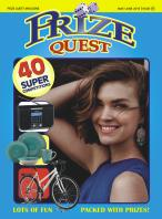 Prize Quest magazine subscription