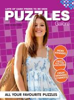 Puzzles Galore magazine subscription
