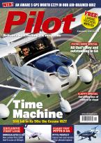 Pilot magazine subscription