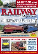 Railway magazine subscription