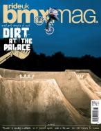 Ride UK BMX magazine subscription