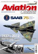 Aviation Classics - SAAB at Unique Magazines