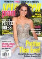 Seventeen Prom magazine subscription