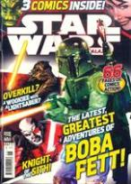Star Wars Galaxy Comic magazine subscription