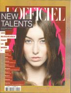 L'officiel New Talents magazine subscription