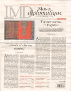 Le Monde Diplomatique (English Edition) magazine subscription