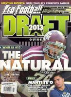 Pro Football Weekly Draft Guide magazine subscription