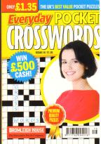 Everyday Pocket Crosswords magazine subscription