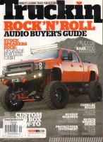 Truckin magazine subscription
