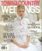 Town & Country Weddings magazine subscription