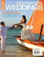 Great Destination Weddings magazine subscription