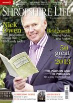 Shropshire life magazine subscription