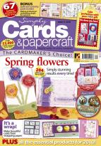 Simply Cards &amp; Papercraft magazine subscription