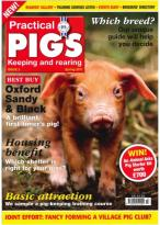 Practical Pigs Magazine Spring 2011 Back Issue at Unique Magazines