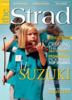 The Strad magazine subscription