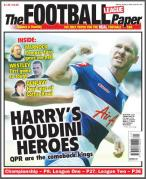 The Football League Paper magazine subscription