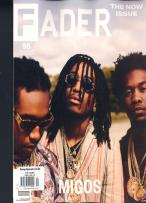 Fader magazine subscription