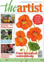 The Artist magazine subscription