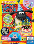Timmy Time magazine subscription