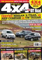 Total 4x4 magazine subscription