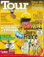 Tour 2013 Race Guide magazine subscription