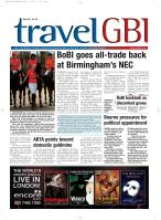 TravelGBI magazine subscription