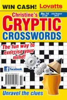 Lovatts Christine's Cryptic Crossword magazine subscription