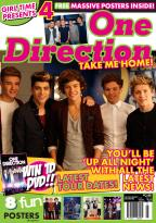 Girl Time Presents One Direction 3 at Unique Magazines