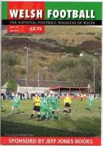 Welsh Football magazine subscription