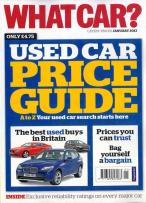 What Car Price Guide magazine subscription